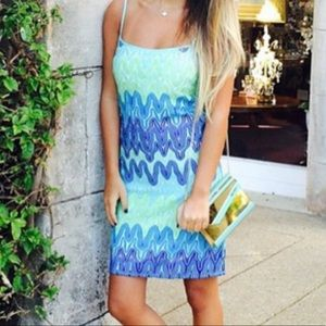 Lilly Pulitzer Lace Avalon Dress M